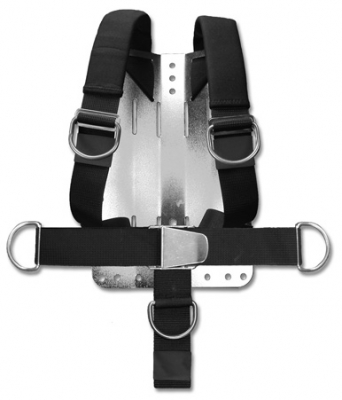 Apeks Harness with back plate, the Dive shack, snorkel safari Adelaide, scuba, diving, snokelling, freediving, sprea fishing