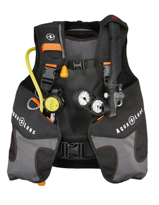 Aqua Lung Wave BCD, The dive shack, snorkel safari, adelaide, scuba, diving, snorkelling, spearfishing, freediving
