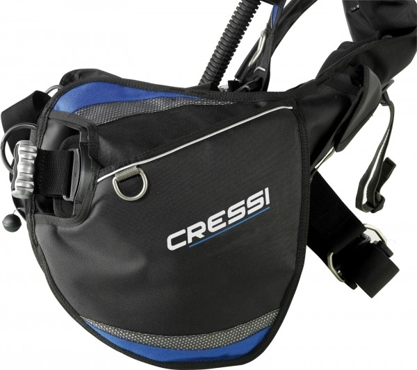 The Dive Shack - Cressi, BCD, Buoyancy Control Devise, Integrated Weights, Inflation Jacket, Aquaride Elite