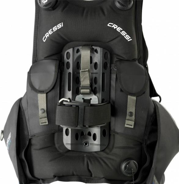 The Dive Shack - Cressi, BCD, Buoyancy Control Devise, Jacket Inflation, weight Pockets, Dump Valve, Aquaride Elite