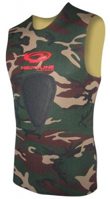 Neptune Spear Fishing Camo Vest, The Dive Shack, Snorkel Safari Adelaide, Scuba, Diving, Freediving, Snorkelling, Spearfishing