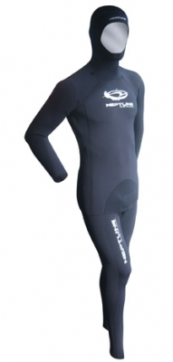 Neptune Open Cell 2 Piece Wetsuit 3 5mm Dive Shack