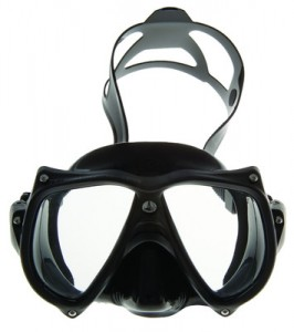 Aqua Lung Teknika Mask, The dive shack, snorkel safari, adelaide, scuba, diving, snorkelling, spearfishing, freediving