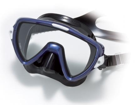 The Dive Shack - TUSA, Visio Uno, Mask, Silicone, Tempered glass
