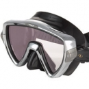 The Dive Shack - TUSA, Visio, Pro, Diving, Dive, Mask, Silicone, silver, black, single lens