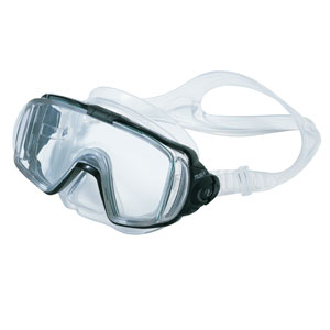 The Dive Shack - Mask, DIving mask, silicone tempered glass, TUSA, visio tri-ex
