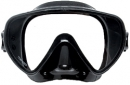 The Dive Shack - TUSA, Concero, DIving, Dive, Mask, Black, Single Lens