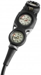 Mares Mission 3 Compass, Air and Depth Gauge, the dive shack, snorkel safari, adelaide, scuba, diving, snorkelling