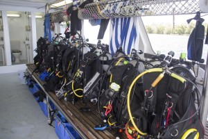 Dive Deck, Taka - Solomon Islands