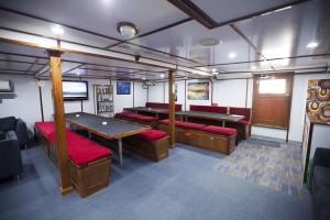 Dining area, taka, solomon islands, the dive shack, snorkel safari, adelaide, scuba, diving, snorkelling, spearfishing, freediving