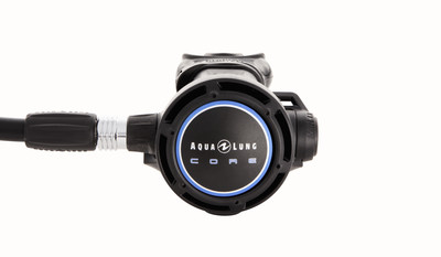 Aqua Lung Core Regulator, the dive shack, snorkel safari, adelaide, scuba, diving, snorkelling, spearfishing, freediving