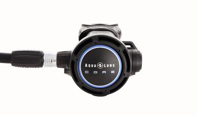 Aqua Lung Core Regulator, the dive shack, snorkel safari, adelaide, scuba, diving, snorkelling, spearfishing, freediving