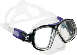 Aqua Lung Look 2 Midi Mask, The dive shack, snorkel safari, adelaide, scuba, diving, snorkelling, spearfishing, freediving