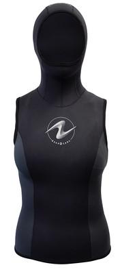 Aqua Lung Aquaflex Hooded Vest, The dive shack, snorkel safari, adelaide, scuba, diving, snorkelling, spearfishing, freediving