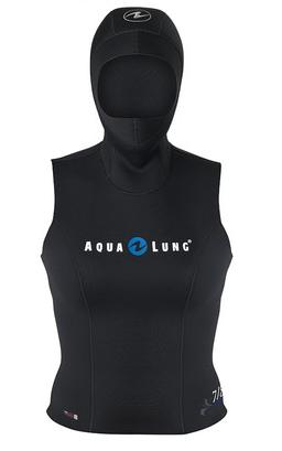 Aqua Lung Hooded Seavest, The dive shack, snorkel safari, adelaide, scuba, diving, snorkelling, spearfishing, freediving