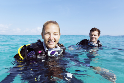 Open Water Course, PADI