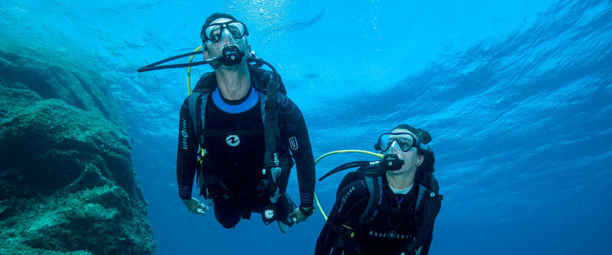 PADI & SSI certification