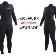 Open Water Course wetsuit upgrade