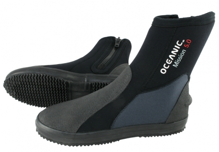 Oceanic Mission 5.0 Boot