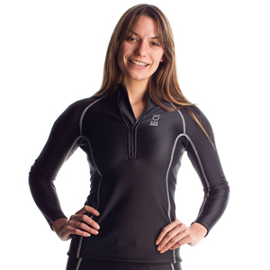 Fourth Element Thermocline Womens Long Sleeve Top