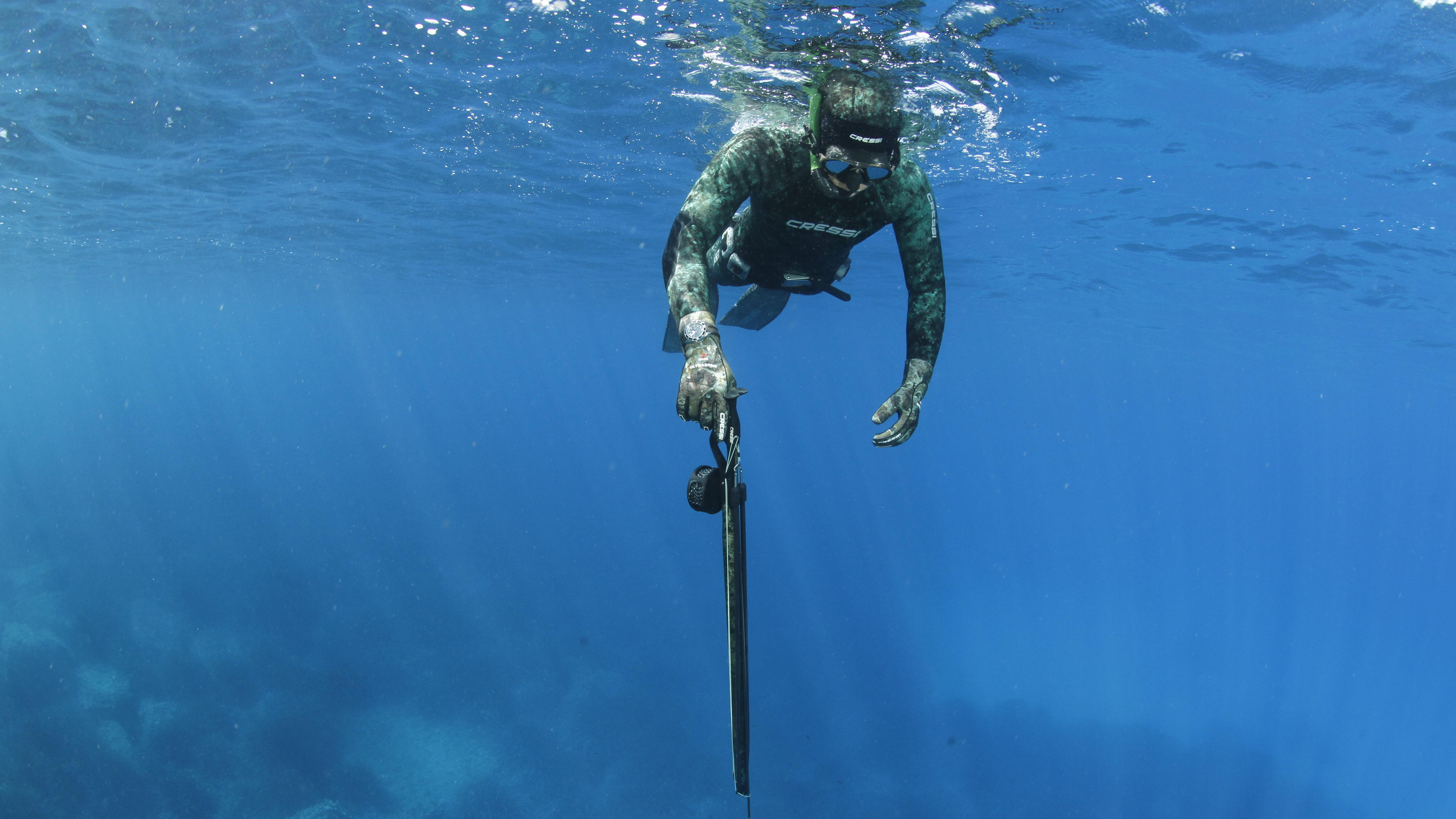 Freediving & Spearfishing
