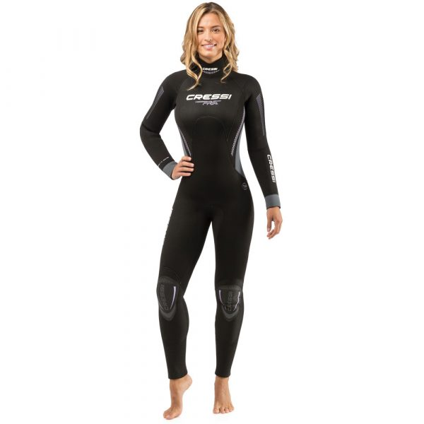 Cressi Fast 5mm Ladies Wetsuit   The Dive Shack   Online ...
